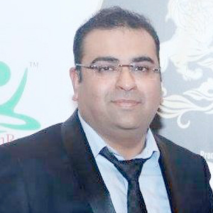 Dr Parshant Jerath